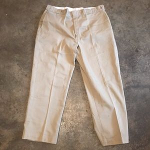 Dickies Work Khakis/ Chinos Pants Size 40x29